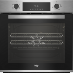 Beko CIFY81X Built In Electric Single Stainless Steel Oven - A Energy Rated