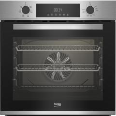 Beko CIMY91X Built In Electric Single Stainless Steel Oven - A Energy Rated