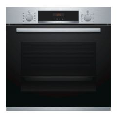 Bosch HBS573BS0B Built In Single Electric Brushed Stainless Steel Pyrolytic Oven