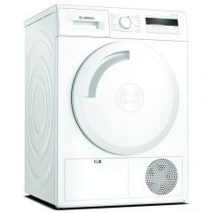 Bosch WTH84000GB 8Kg Heat Pump White Tumble Dryer - A+ Energy Rated