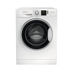 Hotpoint NSWE742UWSUKN 7Kg 1400 White Washing Machine - A+++ Energy Rated